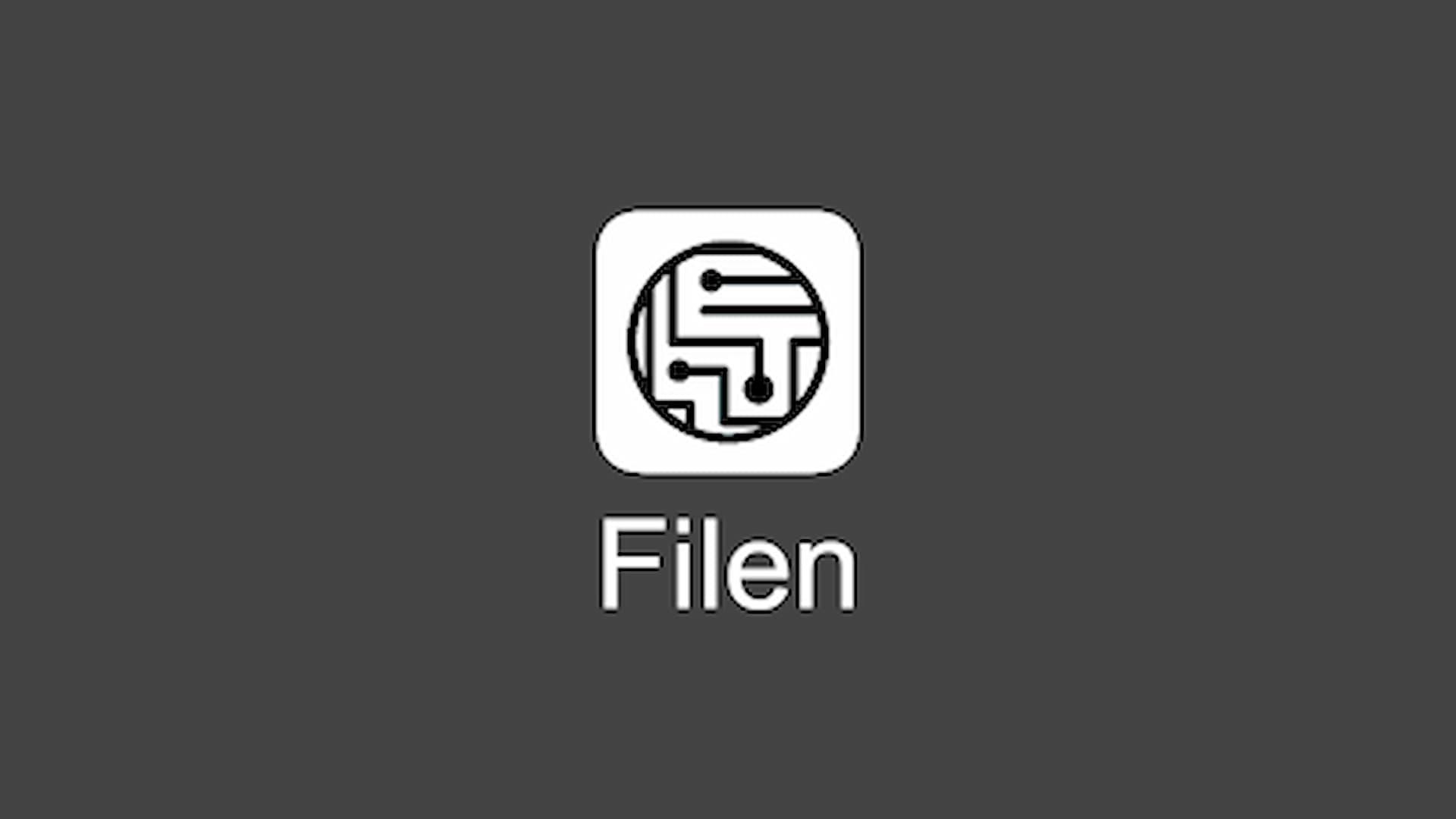 Filen Cloud Storage